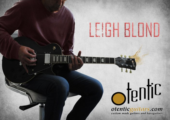 otentic Leigh blond